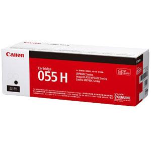 CRG-055HBLK キヤノン トナーカートリッジ055H 大容量タイプ (ブラック) Canon 3020C003