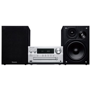 SC-PMX90-S パナソニック Bluetooth・ハイレゾ対応 CDステレオシステム(シルバー) Panasonic