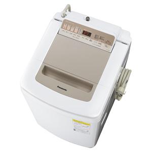 (標準設置料込)NA-FD80H7-N パナソニック 8.0kg 洗濯乾燥機 シャンパン Panasonic