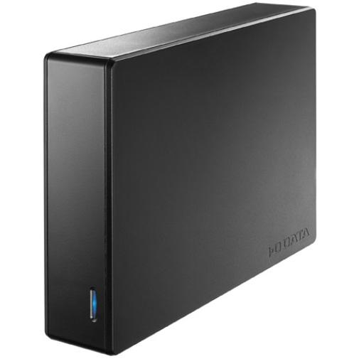 HDJA-UT1RW I/Oデータ USB 3.1 Gen 1(USB 3.0)/2.0対応 外付けハードディスク 1TB (WD Red採用/電源内蔵モデル) HDJA-UTRWシリーズ