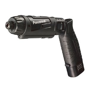 パナソニック Panasonic 7.2V充電スティックドリルドライバー(黒) EZ7421LA1S-B リチウムイオン電池LA