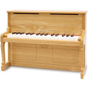 1154アップライトピアノナチュラル カワイ ミニピアノ KAWAI 安売り アップライトピアノタイプ ナチュラル セールSALE%OFF