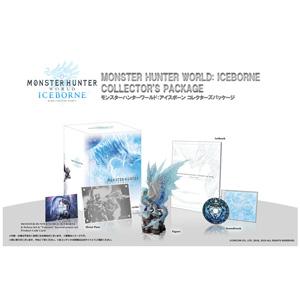 【封入特典付】【PS4】モンスターハンターワールド:アイスボーン コレクターズパッケージ カプコン [CPCS-01157 PS4 MHW アイスボーン コレクターズパッケージ]