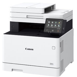MF743CDW キヤノン A4カラーレーザー複合機 Canon Satera (サテラ) スモールオフィス向け複合機 MF743Cdw