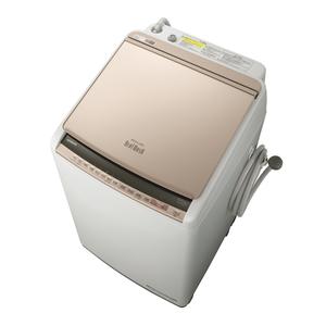 (標準設置料込)BW-DV100E-N 日立 10.0kg 洗濯乾燥機 シャンパン HITACHI ビートウォッシュ [BWDV100EN]