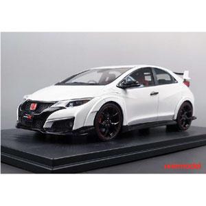 1/18 Honda Civic FK2 Championship White【19C03-01】 ONEMODEL