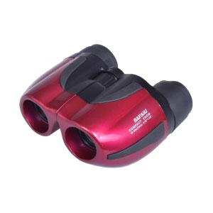 SAFARI-10-30X21-レッド サイトロンジャパン 双眼鏡「SAFARI 10-30x21 ワインレッド」(倍率:10~30倍)