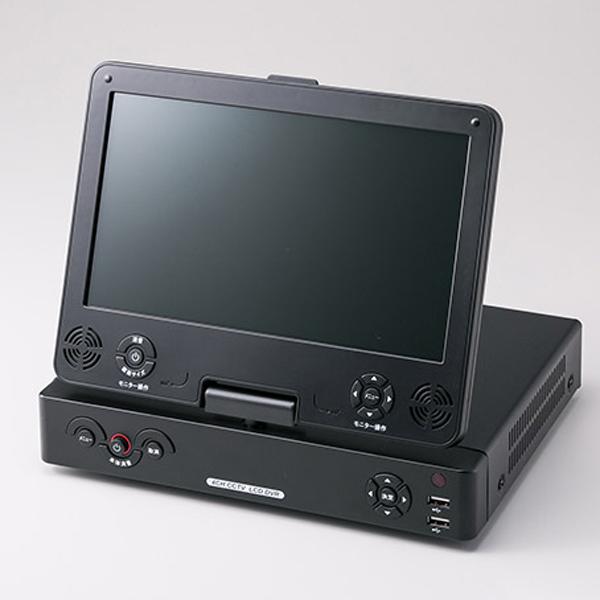 NS-JD2015R 日本セキュリティー機器販売 防犯カメラ専用モニター付レコーダー NSK 番犬モなタん [NSJD2015R]