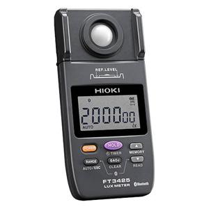 新作からSALEアイテム等お得な商品 満載 FT3425 日置電機 HIOKI お求めやすく価格改定 照度計
