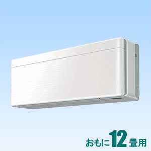 S36WTSXS-W ダイキン 【標準工事セットエアコン】(10000円分工事費込)risora おもに12畳用 (冷房:10~15畳/暖房:9~12畳) SXシリーズ (ラインホワイト)
