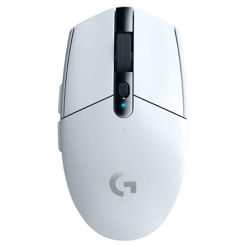 G304RWH 激安 ロジクール 2.4GHzワイヤレス 光学式ゲーミングマウス 6ボタン ホワイト LIGHTSPEED Mouse Logicool Wireless Gaming ランキングTOP5 G304
