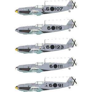 1/32 「コンドル軍団」 Bf109E-1/3 リミテッドエディション【EDU11105】 エデュアルド