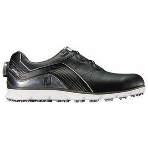 53292W245 フットジョイ メンズ・スパイクレス・ゴルフシューズ(ブラック×シルバー・サイズ:24.5cm) footjoy FJ PRO/SL ボア