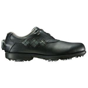 98627XW235 フットジョイ レディース・ゴルフシューズ (ブラック×チャコール・サイズ:23.5cm) footjoy ウィメンズ イーコンフォート ボア