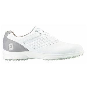 59700W275 フットジョイ メンズ・スパイクレス・ゴルフシューズ(ホワイト×グレー・サイズ:27.5cm) footjoy FJ ARC SL