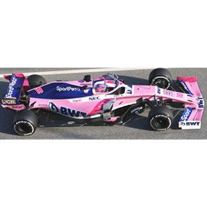 1/43 スポーツペサ レーシング ポイント F1 チーム メルセデス RP19 ランス・ストロール 2019【417190018】 ミニチャンプス
