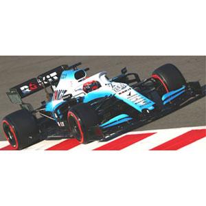 1/43 ロキット ウィリアムズ レーシング メルセデス FW42 ロバート・クビサ 2019【417190088】 ミニチャンプス