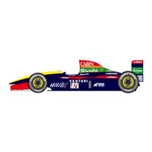 1/20 ヴェンチュリLC92 日本GP 1992 MONOPOST(Multimedia Kit)【MP019】 スタジオ27