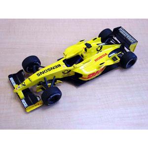 1/20 ジョーダンEJ12 オーストラリアGP 2002【ST27-FK20324】 スタジオ27