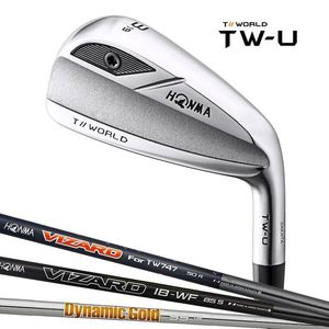 TW-U3-#5-TW747-R 本間ゴルフ TW-U (2019年モデル) VIZARD For TW747 50シャフト #5 フレックス:R