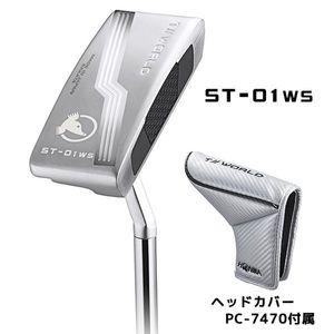 TW-PTST-ST-01WS-33 本間ゴルフ TW-PTST パター (33インチ) ヘッドモデル:ST-01ws HONMA