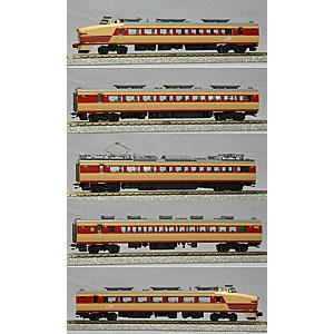 [鉄道模型]カトー 【再生産】(Nゲージ) 10-818 489系 急行「能登」 5両基本セット