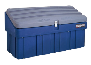 【最大1000円OFF?当店限定クーポン 8/10 23:59迄】SG-1000-GY/NY リングスター 車載用スーパーボックスグレート(グレー/ネイビー SG-1000) SUPER BOX GREAT