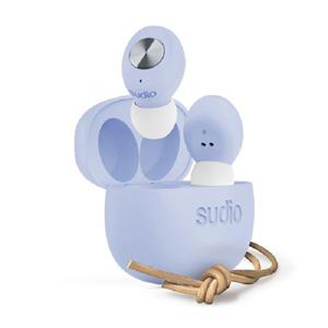 SD-0046 Sudio 完全ワイヤレス Bluetoothイヤホン(ブルー) Sudio TOLV