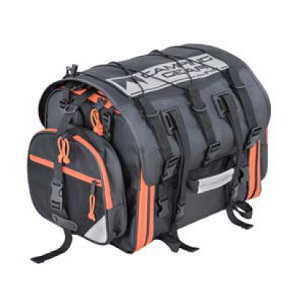 MFK-253 TANAX フィールドシートバッグ(アクティブオレンジ) 39~59L TANAX FIELD SEAT BAG
