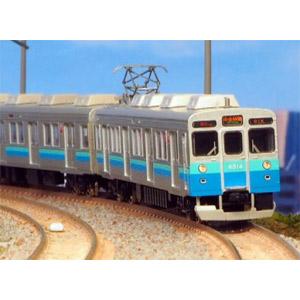 [鉄道模型]グリーンマックス (Nゲージ) 30295 東急電鉄8500系(8614編成タイプ・黄色テープ付き)基本6両編成セット(動力付き)