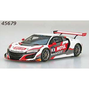 1/43 Honda Team Motul NSX GT3 SUZUKA 10 HOURS 2018 No.10【45679】 EBBRO