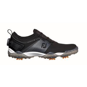 58070W25 フットジョイ メンズ・ゴルフシューズ(ブラック・25.0cm) FootJoy スーパーライトXP #58070