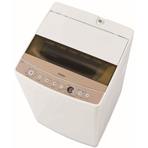 70%OFFアウトレット _ 標準設置料込 倉 洗濯機 一人暮らし 6kg JW-C60C-W haier ハイアール JWC60CW ホワイト 6.0kg 全自動洗濯機