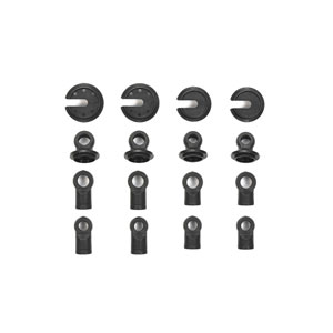 OP.1871 TRFダンパー用強化V部品 【54871】 ラジコンパーツ タミヤ