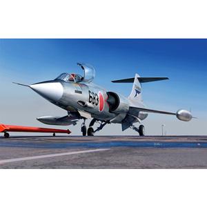 1/48 F-104J スターファイター 航空自衛隊【KNE48080】 キネティック