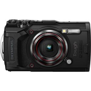 TG-6-BLK オリンパス デジタルカメラ「Tough TG-6」(ブラック)
