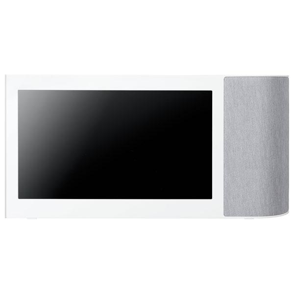 パナソニック SC-VA1-W Panasonic Bluetooth対応モニター付きワイヤレススピーカー(ホワイト)