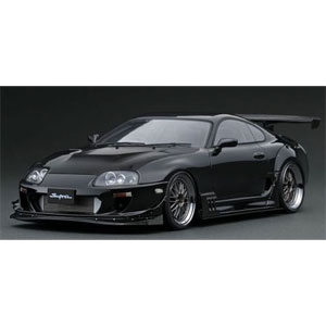 1/12 Toyota Supra (JZA80) RZ Black【IG1877】 ignitionモデル