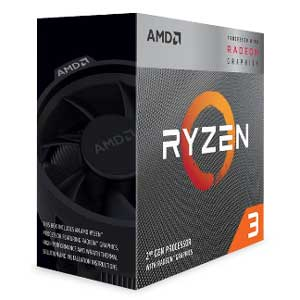 YD3200C5FHBOX AMD AMD CPU 3200G BOX(Ryzen 3) Ryzen 第3世代