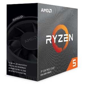3600 Ryzen 5 AMD AMD CPU 3600 BOX(Ryzen 5) Ryzen 第3世代
