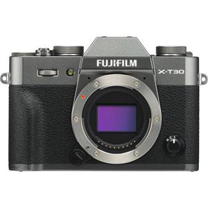 FX-T30-CS 富士フイルム ミラーレス一眼カメラ「FUJIFILM X-T30」(チャコールシルバー)