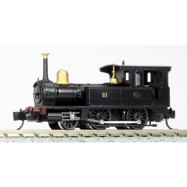 [鉄道模型]ワールド工芸 (N) 鉄道院 160形 蒸気機関車 (後期型) 組立キット
