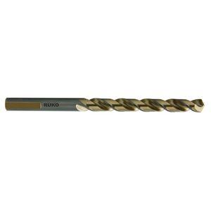228080 RUKO 鉄工ドリル HSSE コバルト5%入 8.0mm(10本) ルコ