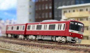 [鉄道模型]グリーンマックス (Nゲージ) 30297 京急新1000形(2次車・行先点灯) 基本4両編成セット(動力付き)