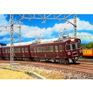 [鉄道模型]グリーンマックス (Nゲージ) 30305 阪急2800系2扉冷房車 基本4両編成セット(動力付き)