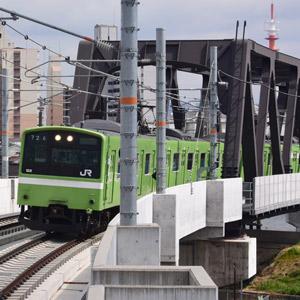 [鉄道模型]グリーンマックス (Nゲージ) 50633 JR201系体質改善車「おおさか東線全線開業PRラッピング」 6両編成セット(動力付き)
