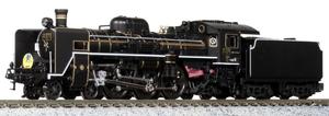 [鉄道模型]カトー (Nゲージ) 2024-1 C57 1