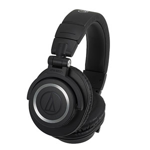 ATH-M50XBT オーディオテクニカ 青tooth対応ワイヤレス スタジオヘッドホン audio-technica