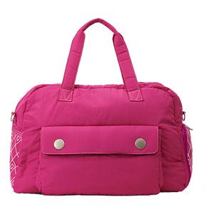 OV071907 オノフ ボストンバッグ(ピンク) ONOFF Boston Bag