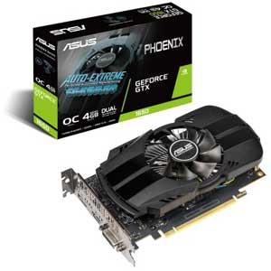 PH-GTX1650-O4G エイスース PCI-Express 3.0×16対応 グラフィックスボードASUS PH-GTX1650-O4G